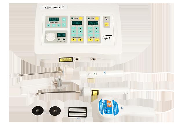 Аппарат МАТРИКС-ГИНЕКОЛОГ - лечение лазером в гинекологии